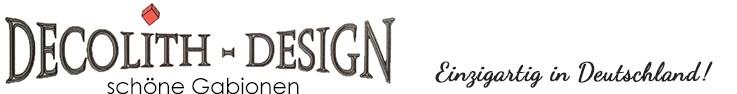 DecoLith GmbH – Design Gabionen